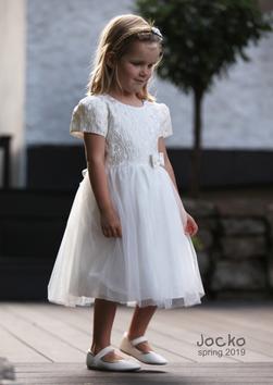 Brudepike kjoler Offwhite - Jocko