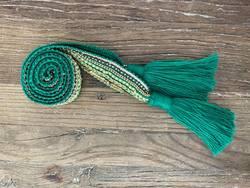 ELMA KNYTEBELTE SMALL  grønn - ELMA