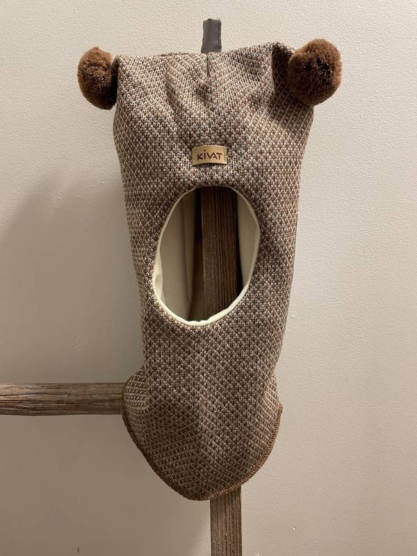 Kivat Wool Hat Brun - Kivat