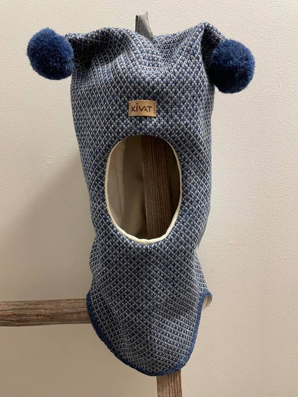 Kivat Wool Hat  blå - Kivat