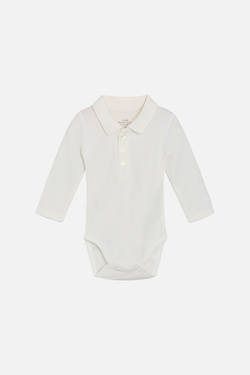 Ull/bambus body Offwhite - Hust & Claire
