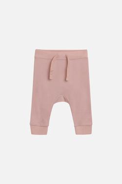 Ull/Bambus bukse  rosa - Hust & Claire